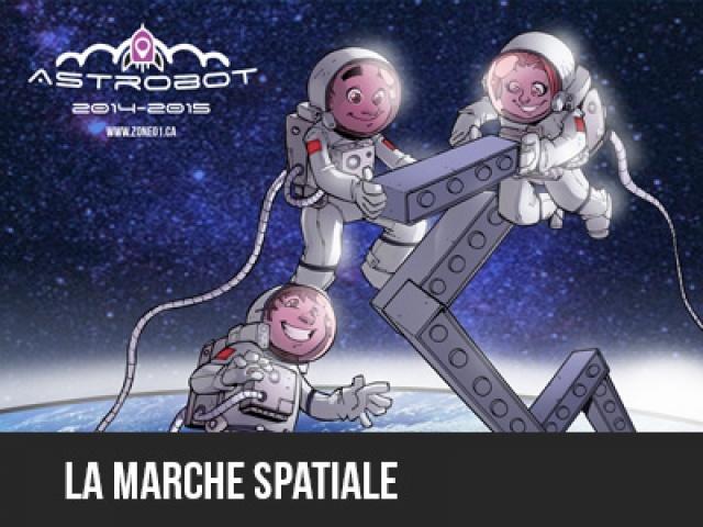 La marche spatiale