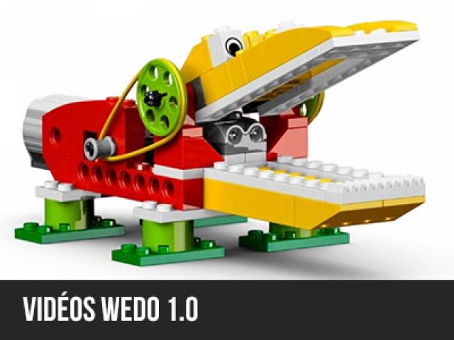 Vidéos WeDo