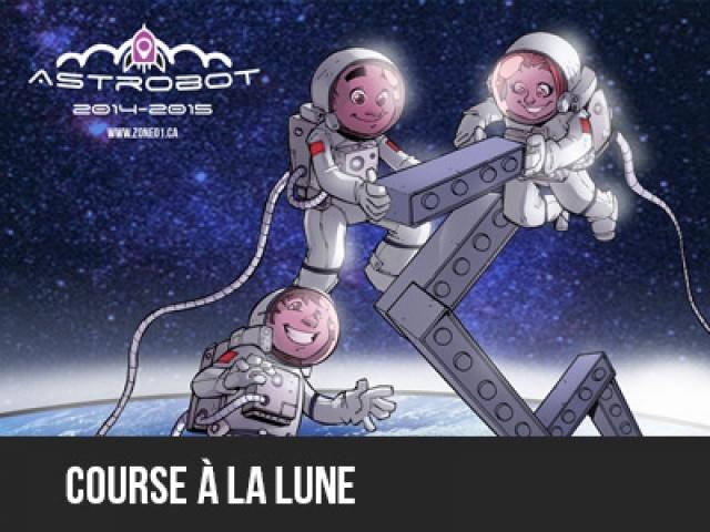 Course à la lune