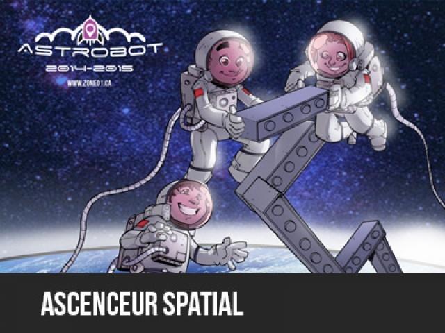 Ascenceur spatial