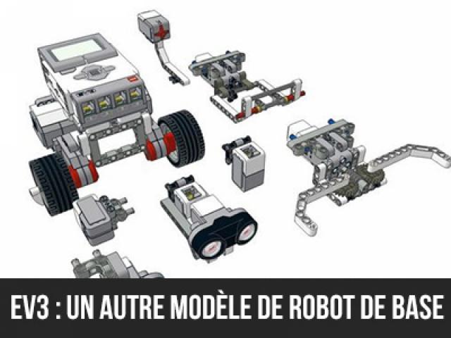 Une autre base de robot EV3