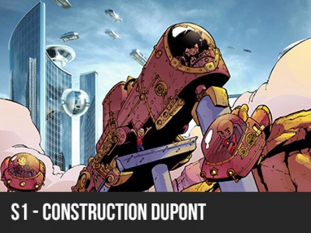 2017 - Machineville - S1 Construction Dupont